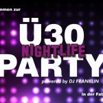 Ü30 Party mit dj franklin in Hattingen