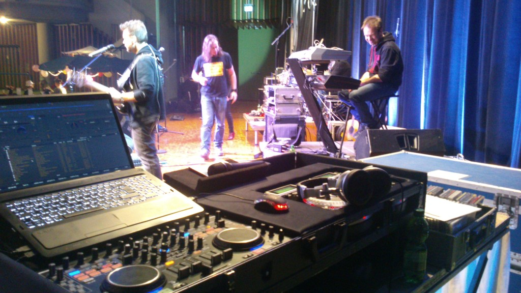 soundcheck Band