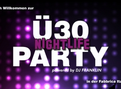 Ü30 Party in Hattingen